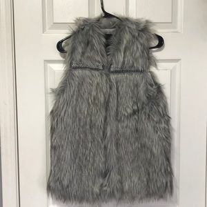 3 for 30$🤑 Faux fur vest